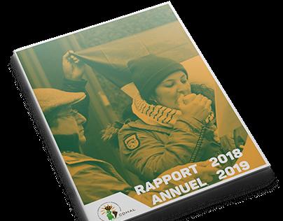 Rapport annuel du CDHAL