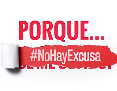 Confecámaras - #NoHayExcusas