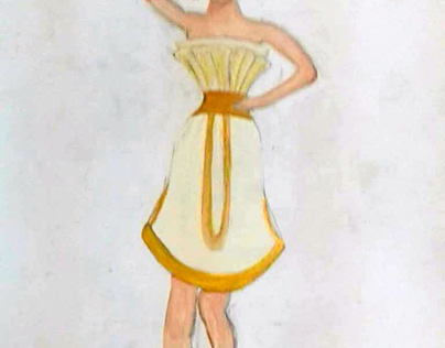 Costume Design For Theater (January-2019)