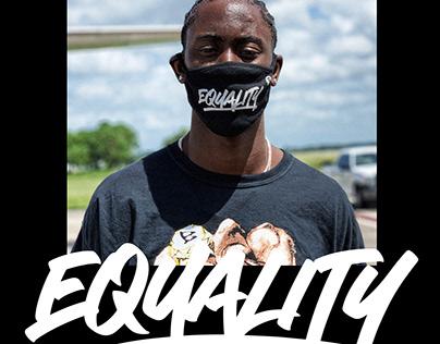 Brooklyn Nets Social Justice Masks