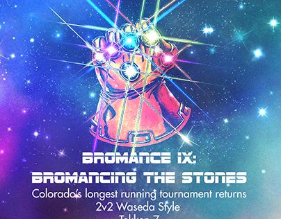 Bromance IX Flyer