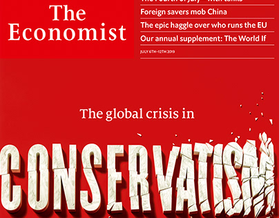 The Economist Cover - With Javier Jaén