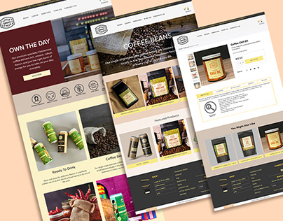 Little Green Cyclo Shopify Site Design