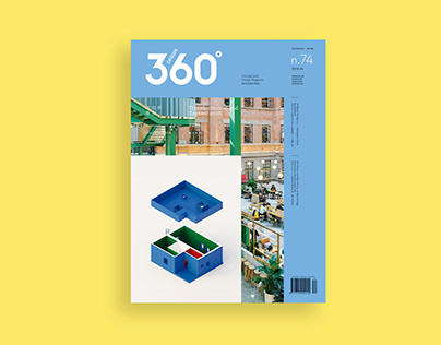 Design 360° Magazine No.74-Transformation&Regeneration