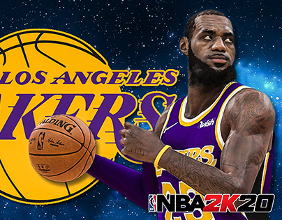 Nba 2 K 20 Projects Photos Videos Logos Illustrations And Branding On Behance