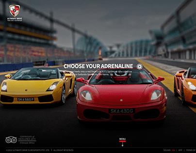 Ultimate Drive Website
