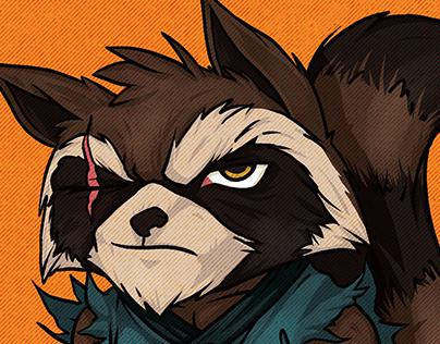 Ronin Raccoon