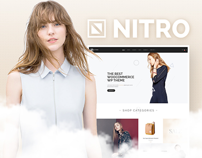 Nitro - Ultimate eCommerce PSD Template