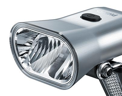 Philips Bike light renderings