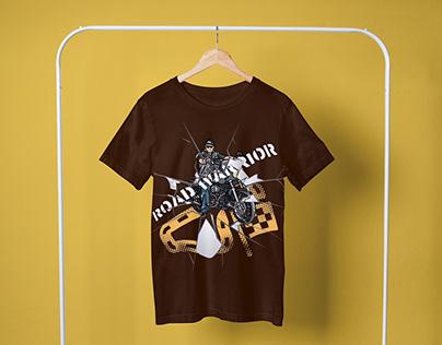 Biker T-shirts Design