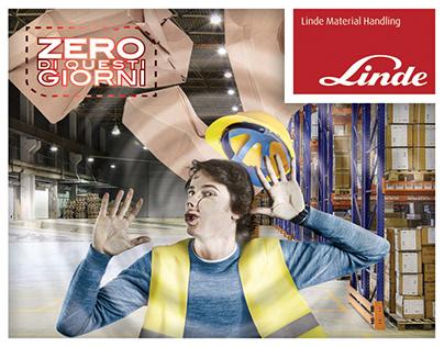 Progetto per Linde, promo: Zero di questi giorni