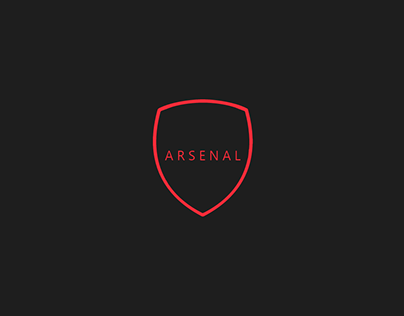 Arsenal FC - Website Concept