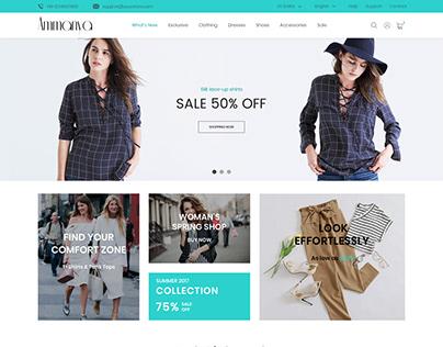 Ammanya - Online Fashion Store