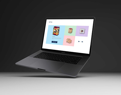 Homepage - Kapla - UX Design