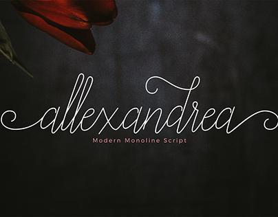 FREE ALLEXANDREA SCRIPT