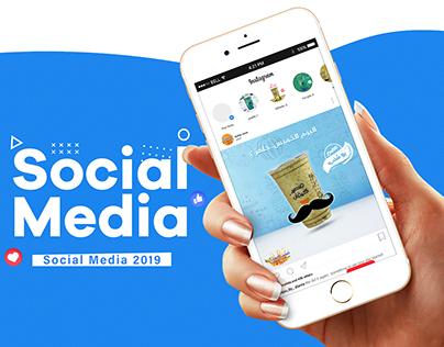 Social Media - Kaifan Juice