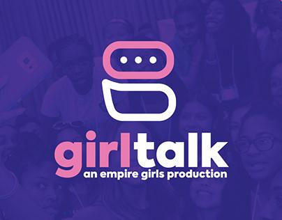 GirlTalk 2019 | Brand Identity