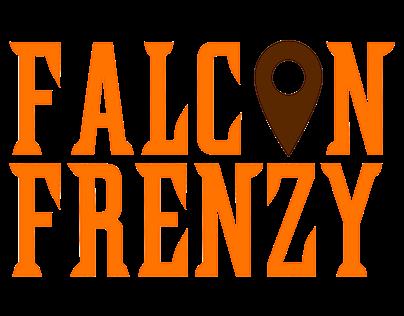 Falcon Frenzy | Parking App