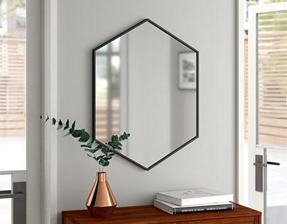 Dekoratif Ayna Modelleri / Decorative Mirror Models