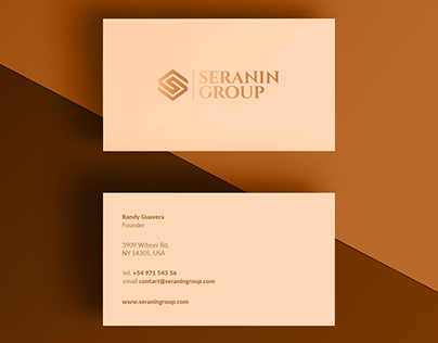 Seranin Group | Branding