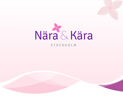 Nara & Kara - Brand Refresh & Identity Graphics