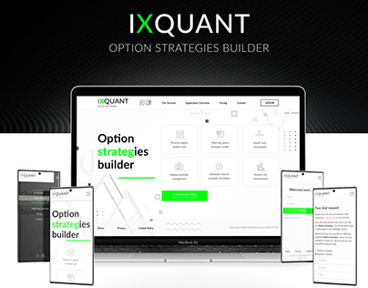 Option Strategies Builder