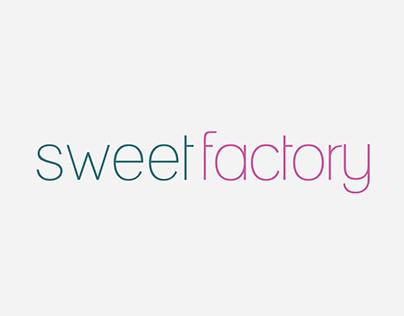 Sweet Factory Rebrand