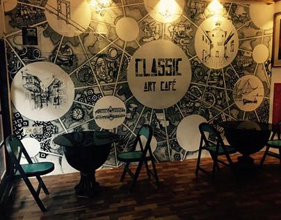 Classic Art Cafe