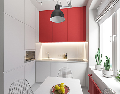3D Visualization and design of an apartment