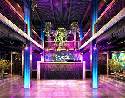 NIGHT CLUB IN BALI