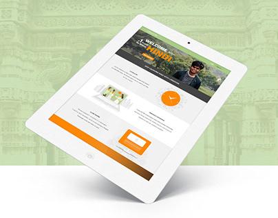Langistan | branding, website, social media