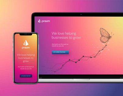 Website Design UX/UI Case Study