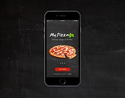 My Pizza App