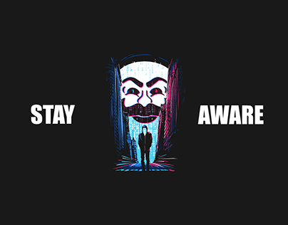 Stay Aware (Mr Robot Season II)