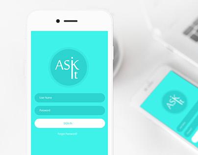 Askit Mobile app
