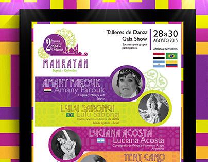 Mahrayan Festival 2nd Edition Bogota 2015
