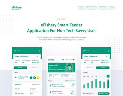 eFishery Smart Feeder | Redesign Concept