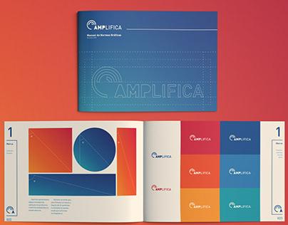 AMPLIFICA . re-branding + webdesign