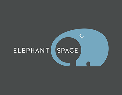 Elephant Space - Safe Space for Youth | Branding