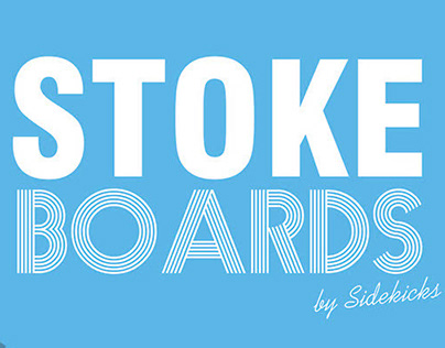 Stokeboards - Interactive Objects for Kids