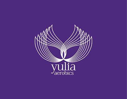 Yulia Aerobics - Sports & Fitness Logo Design