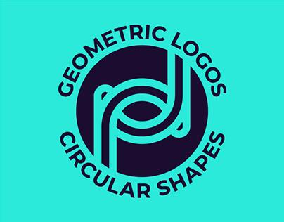 Geometric Logos 2021/ Circular shapes