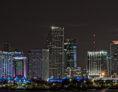 HDR Photography of Miami FL by John Lopez
