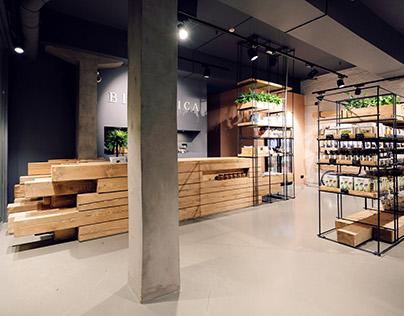 BIOMATICA eco shop