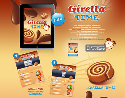 GIRELLA | app