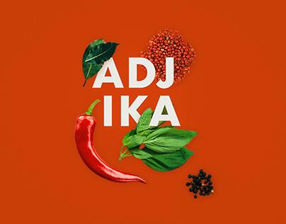 Adjika - Restaurant Services App