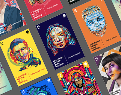 Adobe Cannes Lions 2017 Campaign