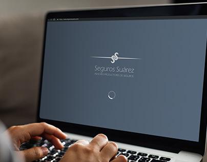 Sitio Web Seguros Suárez