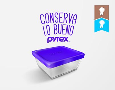 Pyrex - Conserva lo bueno