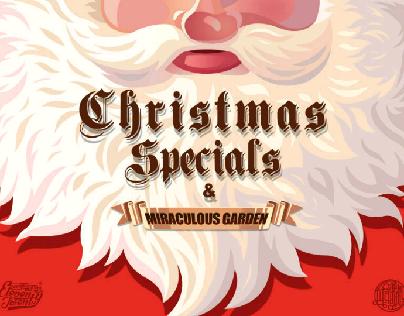 《Christmas Specials & Miraculous garden》[吴文洋]